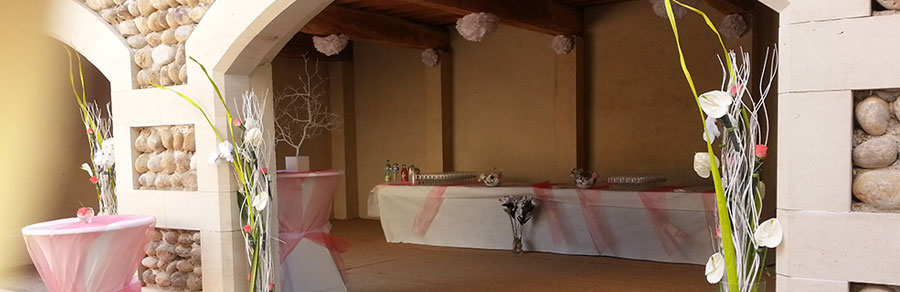 6 questions à se poser quand vous choisissez le lieu de réception de votre mariage