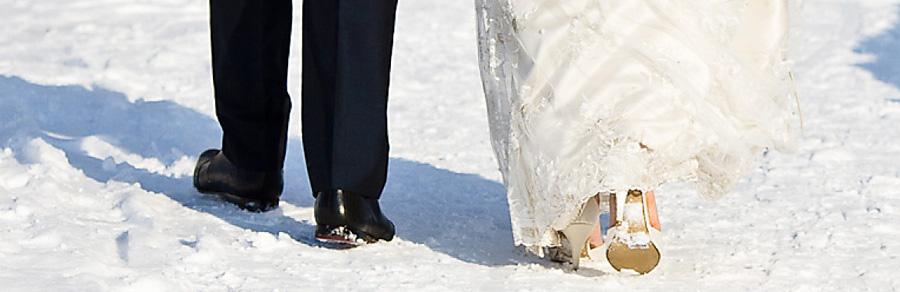 6 raisons de dire « oui » en hiver ! - Se marier en hiver